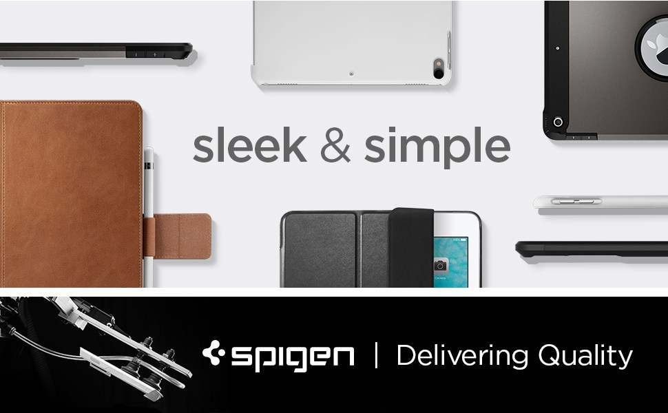 SPIGEN - Apple iPad 9.7