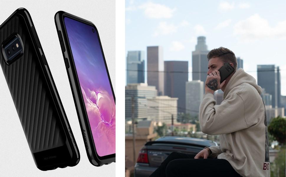 SPIGEN NEO HYBRID Samsung Galaxy S10e - Midnight Black (609CS25845)