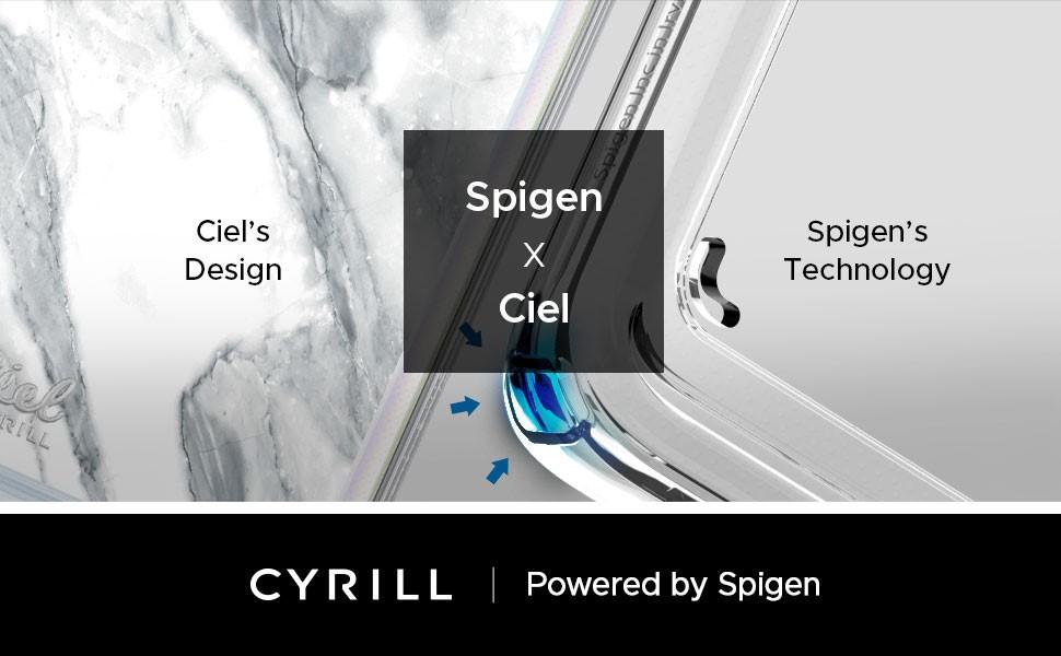 SPIGEN Ciel Samsung Galaxy S10+ Marble (606CS25789)