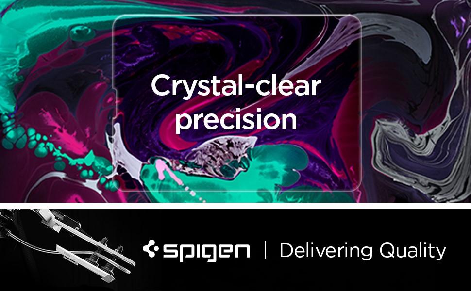 """SPIGEN Glass Slim Ipad Pro 11"""" 2018 (067GL25593)"""