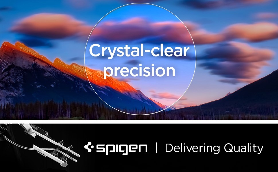 SPIGEN Glass Slim Galaxy Watch 42mm (600GL25075)