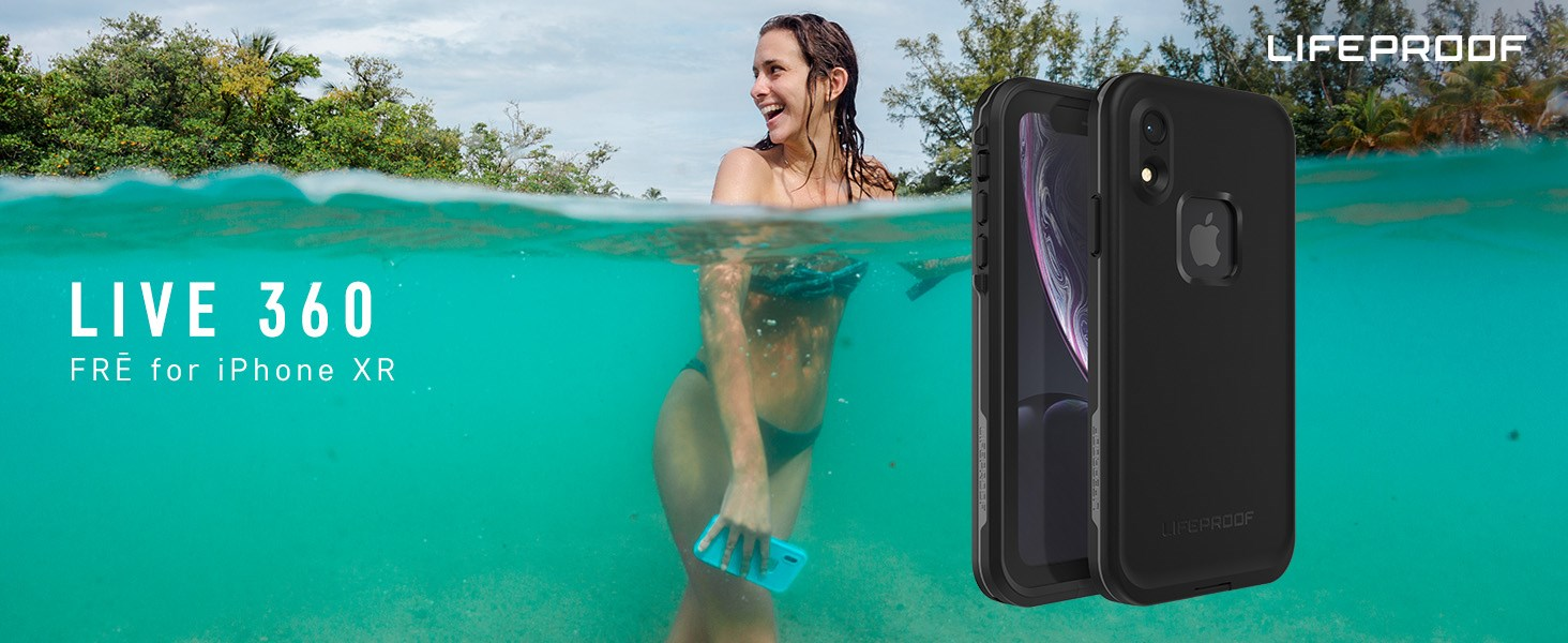 LifeProof Fre iPhone XR Body Surf (77-59927)