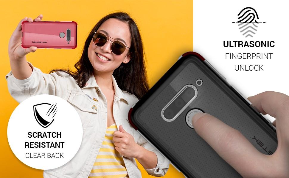 Ghostek - LG V50 Case, Covert 3 Series, Smoke (GHOCAS2159)