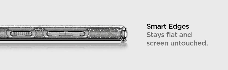 SPIGEN - Liquid Crystal, Samsung Galaxy Note 10, Glitter (628CS27371)