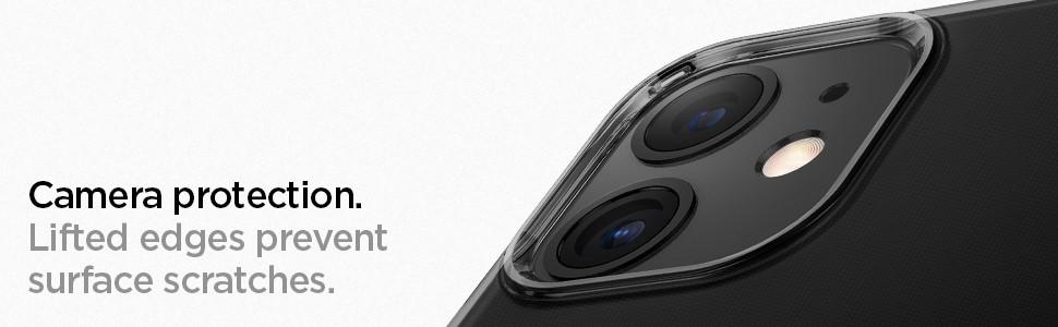 SPIGEN - Apple iPhone 11 Case Liquid Crystal, Space Crystal (076CS27180)