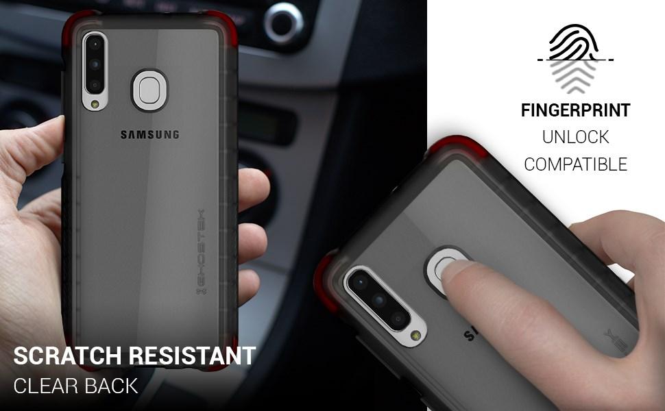Ghostek - Samsung Galaxy A20/A30/A50 Case, Covert 3 Series, Pink (GHOCAS2215)