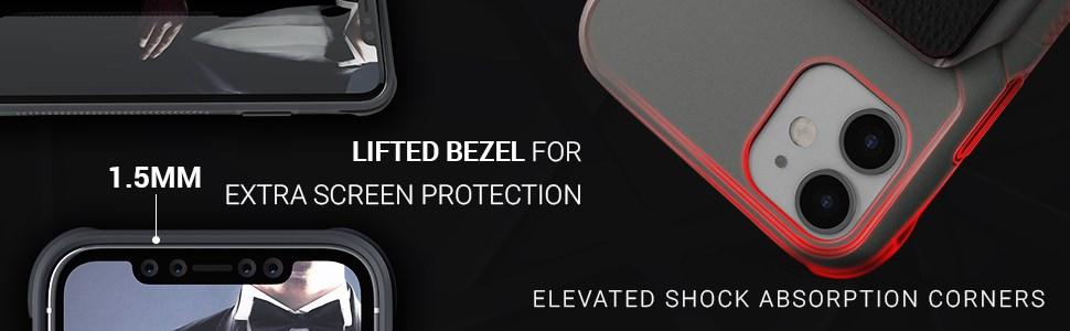 Ghostek - Apple iPhone 11 Wallet Case Exec 4 Series, Pink (GHOCAS2281)