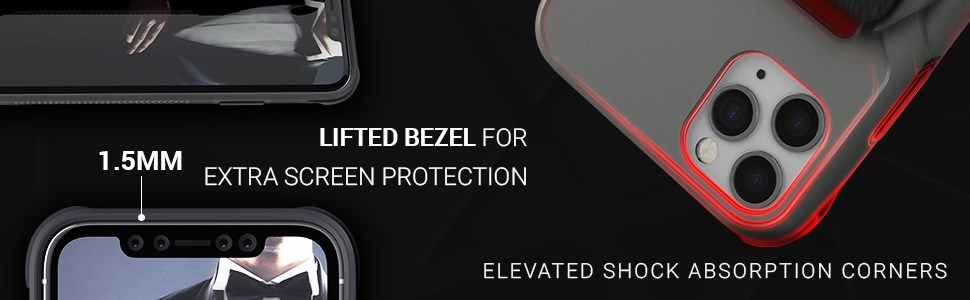 Ghostek - Apple iPhone 11 Pro Max Wallet Case Exec 4 Series, Gray (GHOCAS2283)