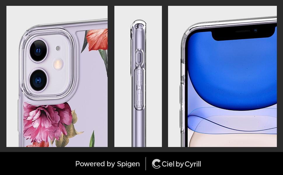SPIGEN CIEL IPHONE 11 ROSE FLORAL (076CS27213)