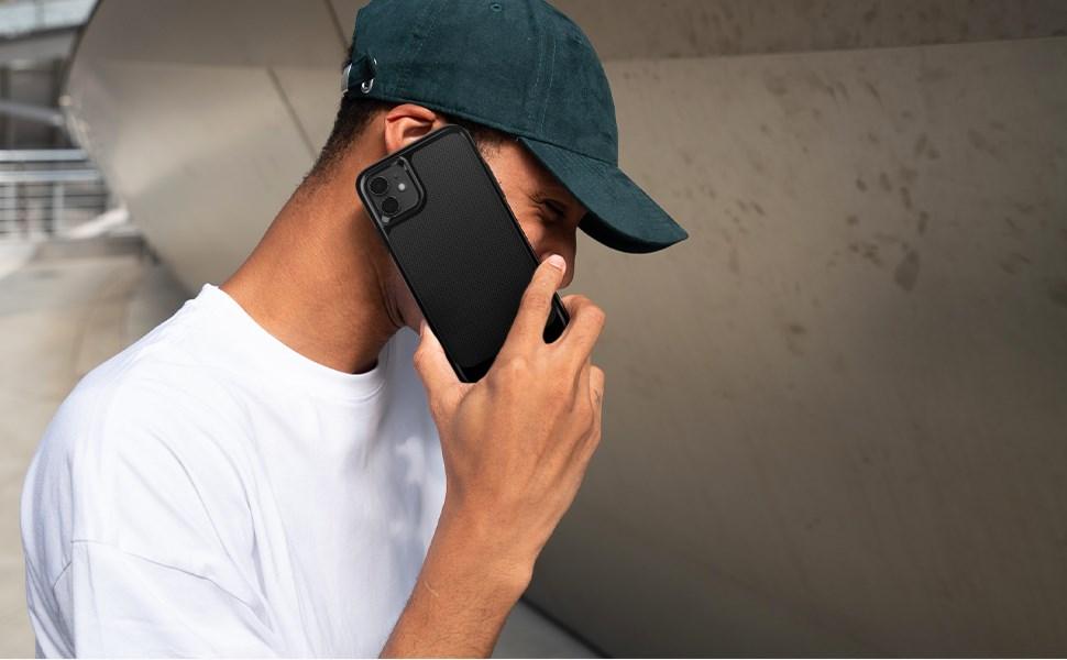 SPIGEN NEO HYBRID IPHONE 11 MIDNIGHT BLACK(076CS27194)