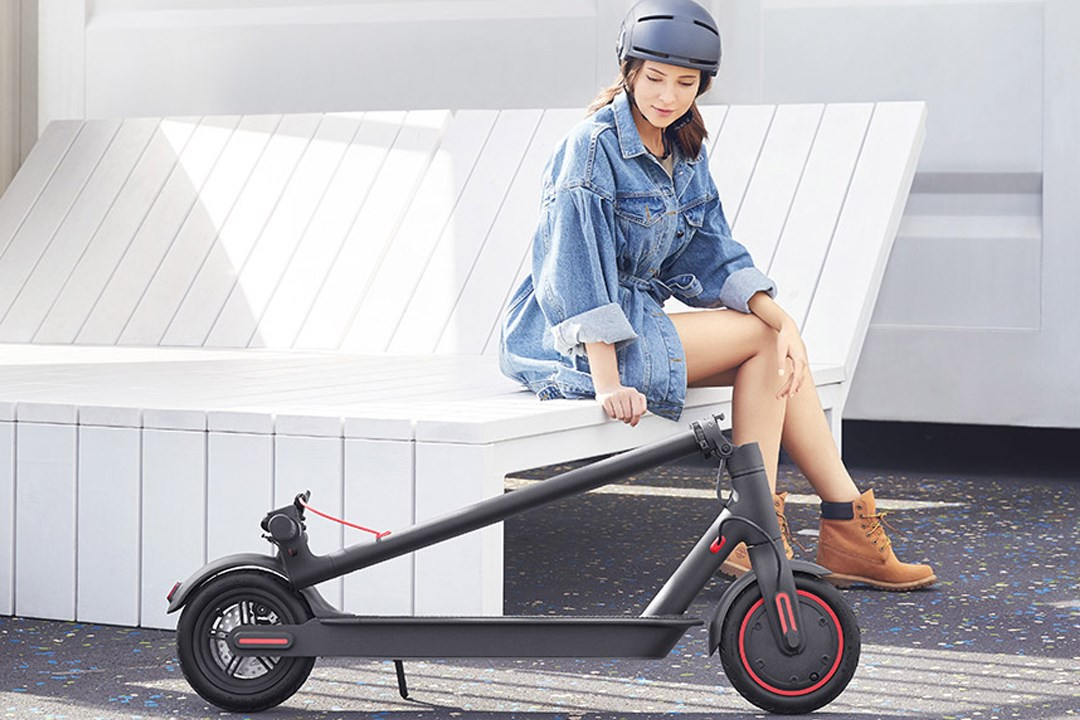 Xiaomi MiJia M365 Electric Scooter PRO, Black (6934177707414)